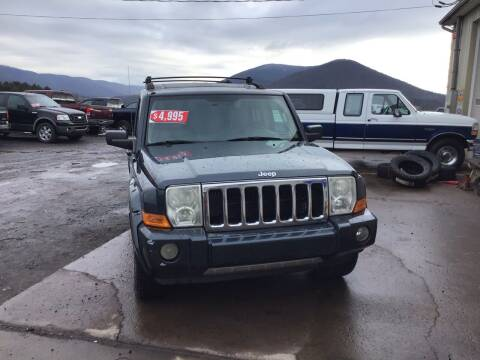 2006 Jeep Commander for sale at Troys Auto Sales in Dornsife PA