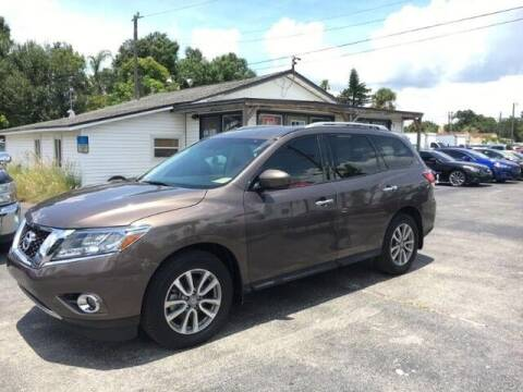 2016 Nissan Pathfinder for sale at Denny's Auto Sales in Fort Myers FL