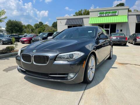 2011 BMW 5 Series for sale at Cross Motor Group in Rock Hill SC