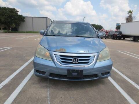 2008 Honda Odyssey for sale at MOTORS OF TEXAS in Houston TX