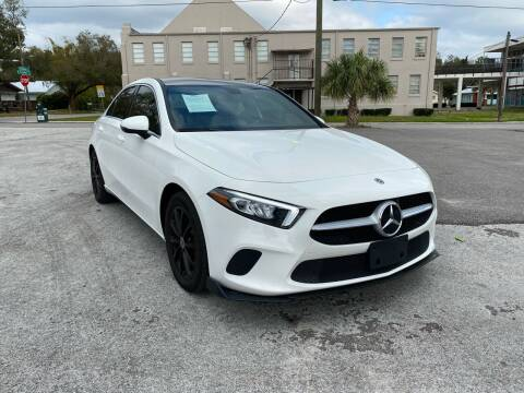 2019 Mercedes-Benz A-Class for sale at Consumer Auto Credit in Tampa FL