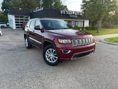 2021 Jeep Grand Cherokee for sale at Rite Track Auto Sales in Canton MI