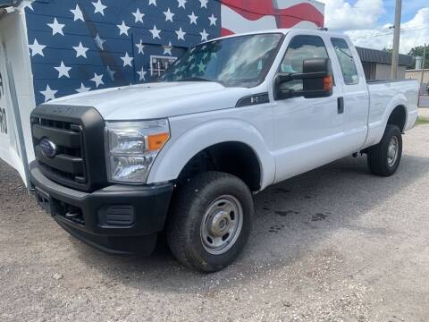 2015 Ford F-250 Super Duty for sale at The Truck Lot LLC in Lakeland FL
