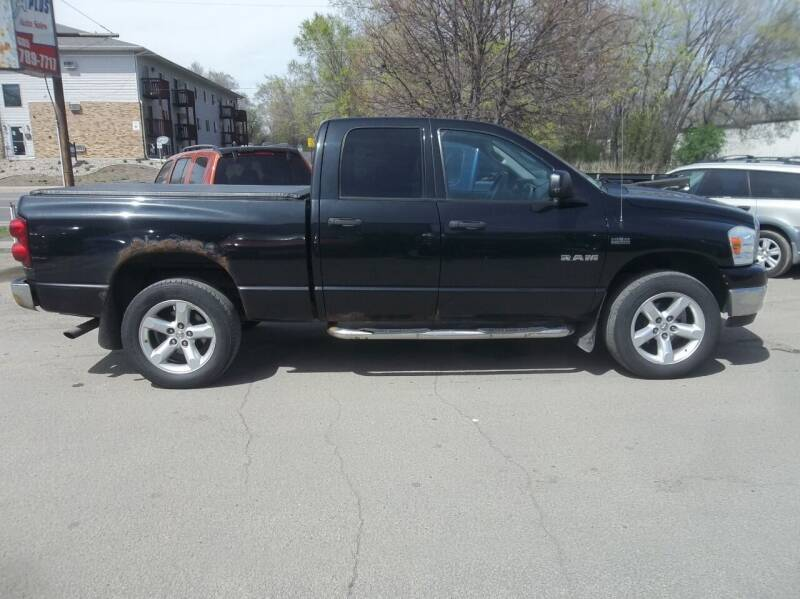 2008 Dodge Ram Pickup 1500 for sale at A Plus Auto Sales/ - A Plus Auto Sales in Sioux Falls SD
