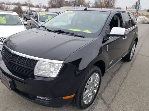 2009 Lincoln MKX for sale at Howe's Auto Sales in Lowell MA