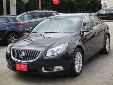 2012 Buick Regal for sale at Bill Leggett Automotive, Inc. in Columbus OH