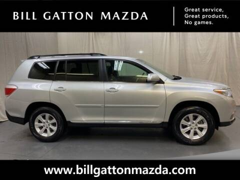 2011 Toyota Highlander for sale at Bill Gatton Used Cars - BILL GATTON ACURA MAZDA in Johnson City TN