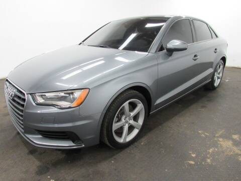 2016 Audi A3 for sale at Automotive Connection in Fairfield OH