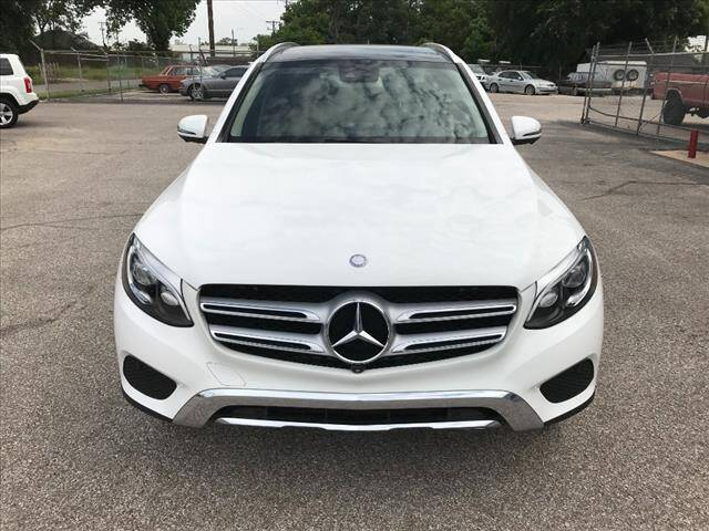 2016 Mercedes-Benz GLC for sale at Euro-Tech Saab in Wichita KS