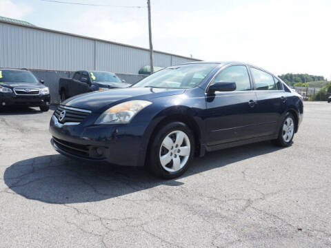 2008 Nissan Altima for sale at CHAPARRAL USED CARS in Piney Flats TN