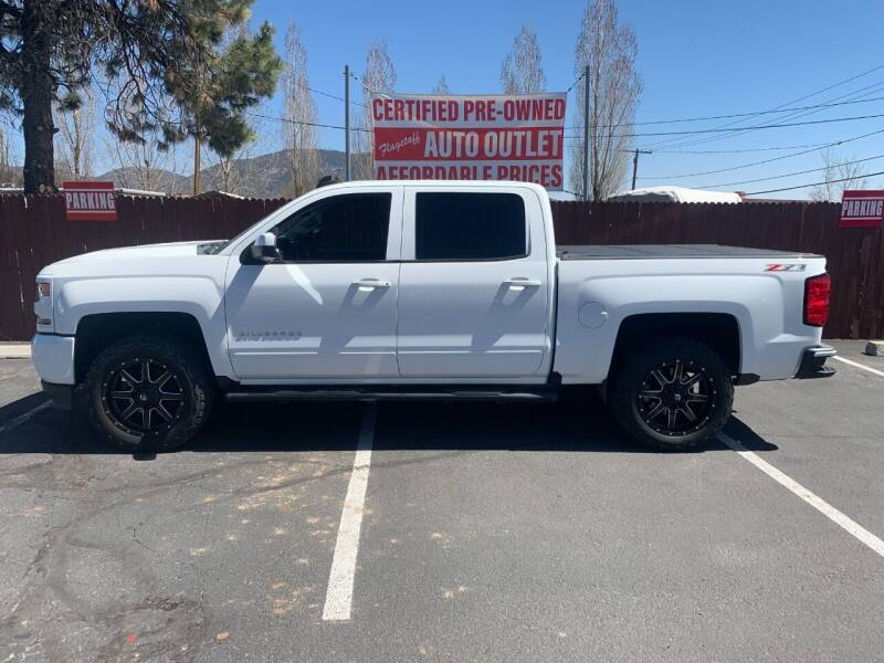 2016 Chevrolet Silverado 1500 for sale at Flagstaff Auto Outlet in Flagstaff AZ
