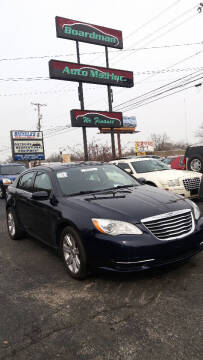2012 Chrysler 200 for sale at Boardman Auto Mall in Boardman OH