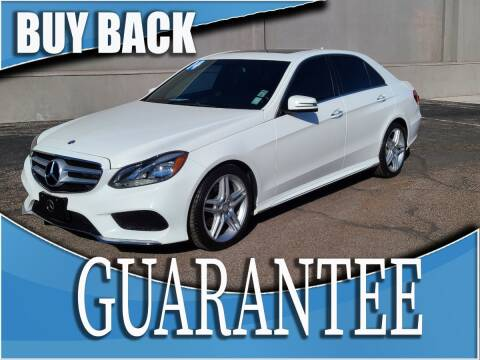 2014 Mercedes-Benz E-Class for sale at Reliable Auto Sales in Las Vegas NV