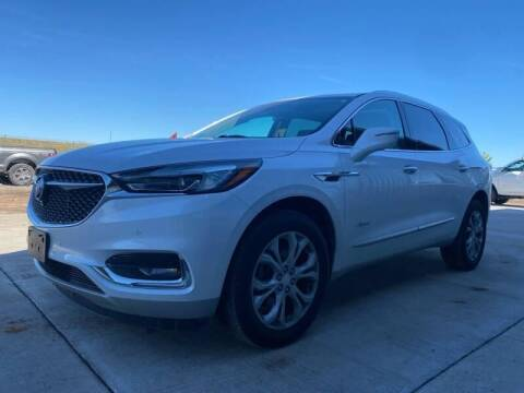 2018 Buick Enclave for sale at Platinum Car Brokers in Spearfish SD