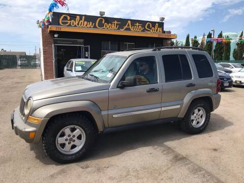 2006 Jeep Liberty for sale at Golden Coast Auto Sales in Guadalupe CA