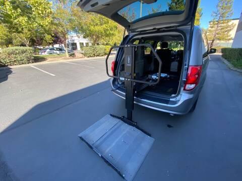2015 Dodge Grand Caravan for sale at 3D Auto Sales in Rocklin CA
