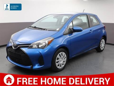2017 Toyota Yaris for sale at Florida Fine Cars - West Palm Beach in West Palm Beach FL