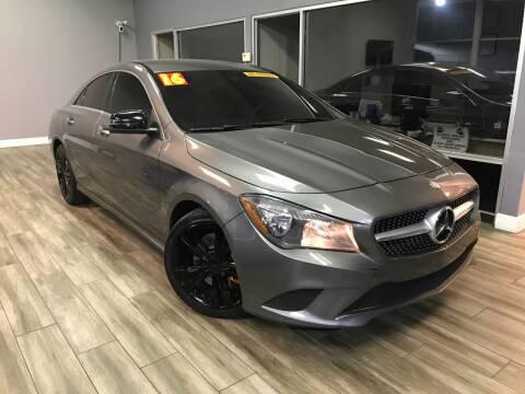 2016 Mercedes-Benz CLA for sale at Golden State Auto Inc. in Rancho Cordova CA