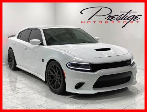 2018 Dodge Charger for sale at Prestige Motorsport in Rancho Cordova CA