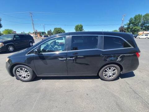 2011 Honda Odyssey for sale at Silverline Auto Boise in Meridian ID