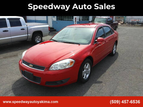 2011 Chevrolet Impala for sale at Speedway Auto Sales in Yakima WA