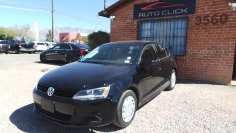 2014 Volkswagen Jetta for sale at Auto Click in Tucson AZ