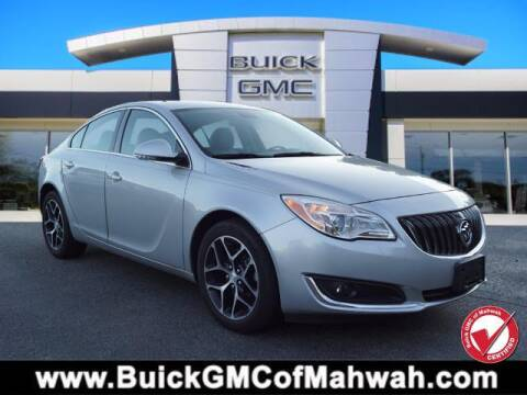 2017 Buick Regal for sale at Classified pre-owned cars of New Jersey in Mahwah NJ