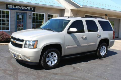 2007 Chevrolet Tahoe for sale at Summit Motorcars in Wooster OH