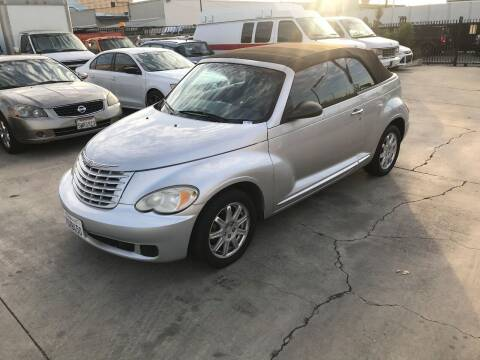 2007 Chrysler PT Cruiser for sale at OCEAN IMPORTS in Midway City CA
