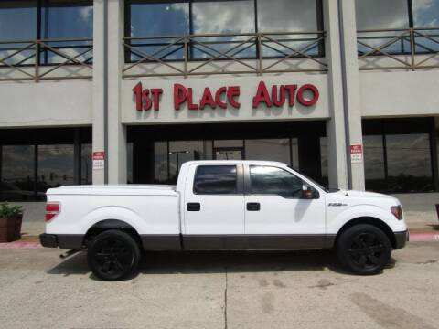 2011 Ford F-150 for sale at First Place Auto Ctr Inc in Watauga TX