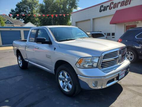 2018 RAM Ram Pickup 1500 for sale at Car Corner in Mexico MO