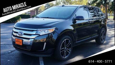 2014 Ford Edge for sale at Auto Miracle in Columbus OH