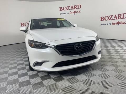 2017 Mazda MAZDA6 for sale at BOZARD FORD in Saint Augustine FL