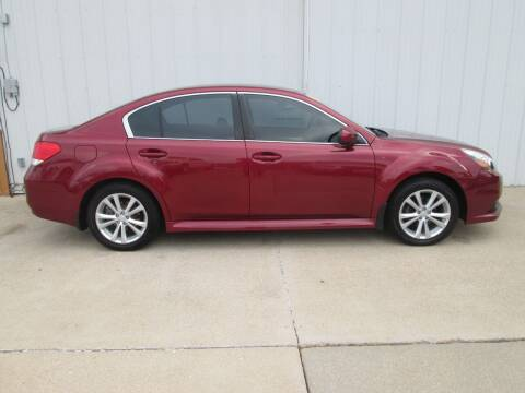 2013 Subaru Legacy for sale at Parkway Motors in Osage Beach MO