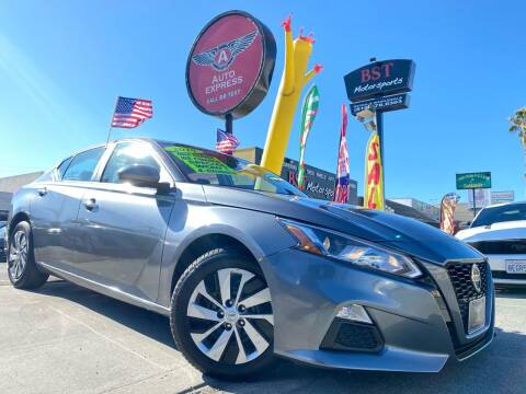 2019 Nissan Altima for sale at Auto Express in Chula Vista CA