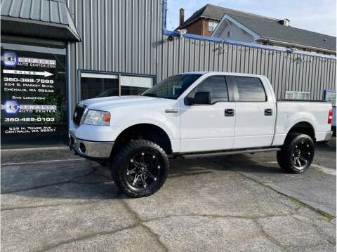 2008 Ford F-150 for sale at Chehalis Auto Center in Chehalis WA