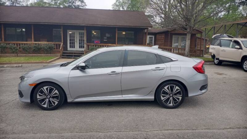 2016 Honda Civic for sale at Victory Motor Company in Conroe TX
