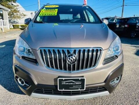 2014 Buick Encore for sale at Cape Cod Cars & Trucks in Hyannis MA