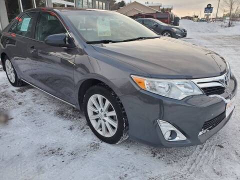 2014 Toyota Camry for sale at Extreme Auto Sales LLC. in Wautoma WI