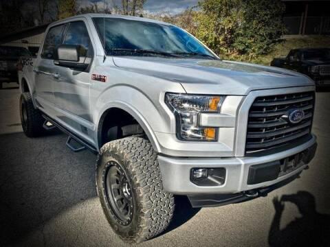2016 Ford F-150 for sale at Carder Motors Inc in Bridgeport WV