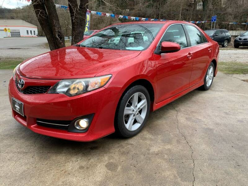 2012 Toyota Camry for sale at Day Family Auto Sales in Wooton KY