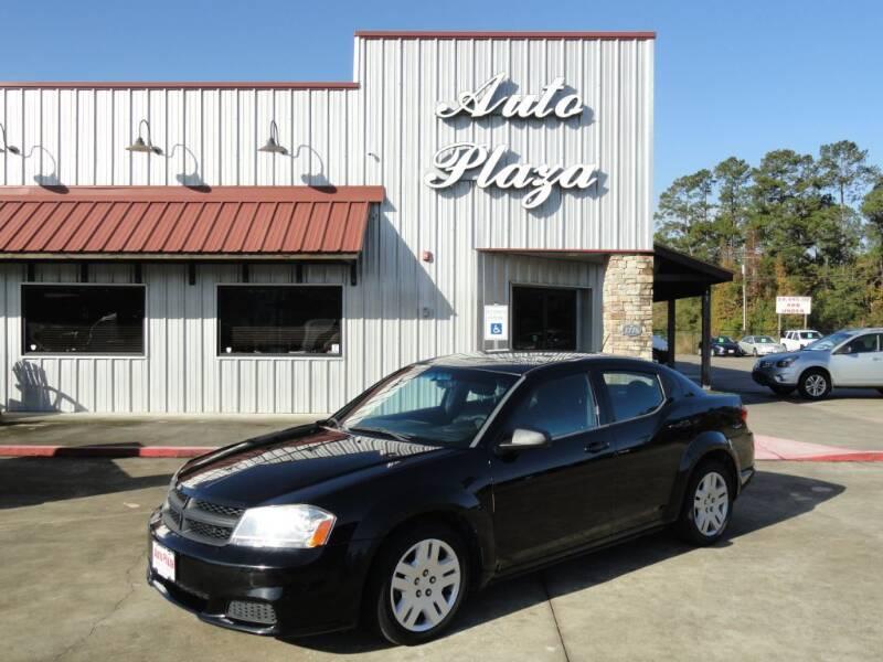2013 Dodge Avenger for sale at Grantz Auto Plaza LLC in Lumberton TX