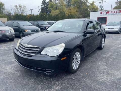 2010 Chrysler Sebring for sale at JC Auto Sales in Belleville IL