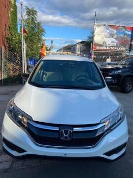2015 Honda CR-V for sale at Simon Auto Group in Newark NJ