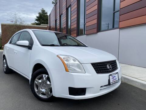 2007 Nissan Sentra for sale at DAILY DEALS AUTO SALES in Seattle WA