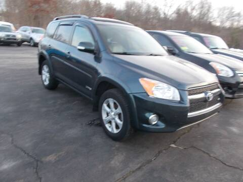 2011 Toyota RAV4 for sale at MATTESON MOTORS in Raynham MA