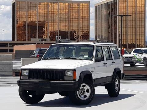 1995 Jeep Cherokee for sale at Pammi Motors in Glendale CO