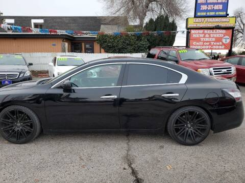 2014 Nissan Maxima for sale at Right Choice Auto in Boise ID