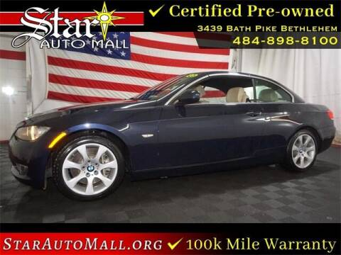 2010 BMW 3 Series for sale at STAR AUTO MALL 512 in Bethlehem PA