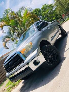 2010 Toyota Tundra for sale at IRON CARS in Hollywood FL